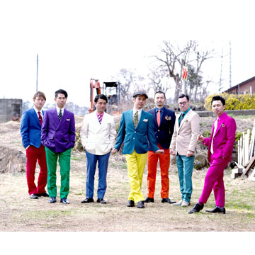 在日ファンク 在日ファンク メジャー2ndアルバム『レインボー』完成ツアー