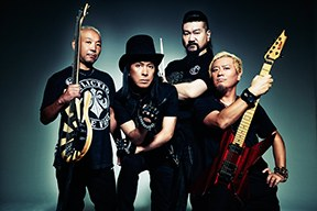 "LOUDNESS ""THE SUN WILL RISE AGAIN"" 〜30th Anniversary THUNDER IN THE EAST〜 in JAPAN"