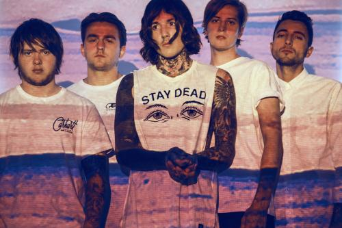 BRING ME THE HORIZON BRING ME THE HORIZON JAPAN TOUR 2016