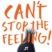 CAN'T STOP THE FEELING!/JUSTIN TIMBERLAKE
