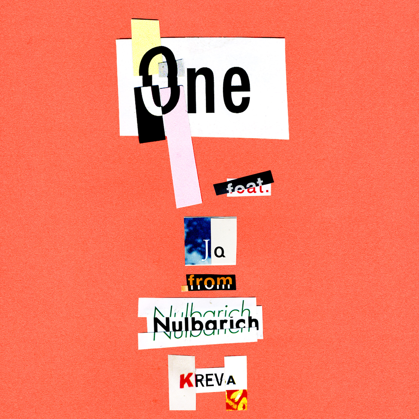 One feat.JQ from Nulbarich/KREVA