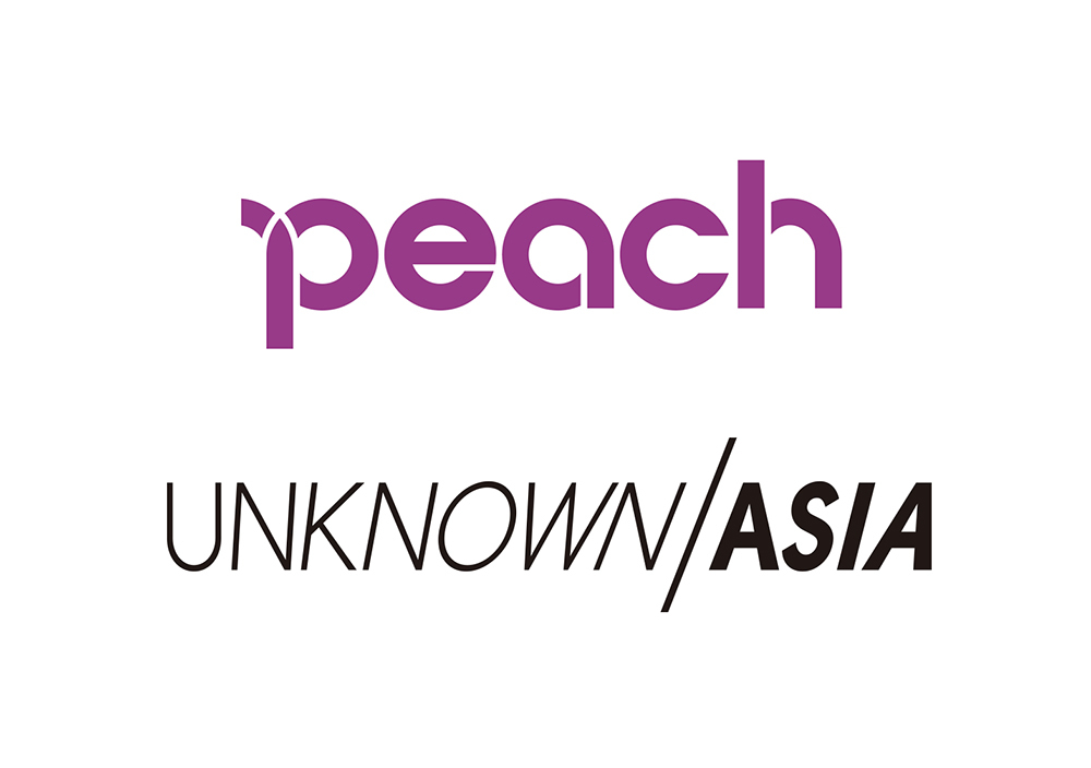 Peach × UNKNOWN ASIA /