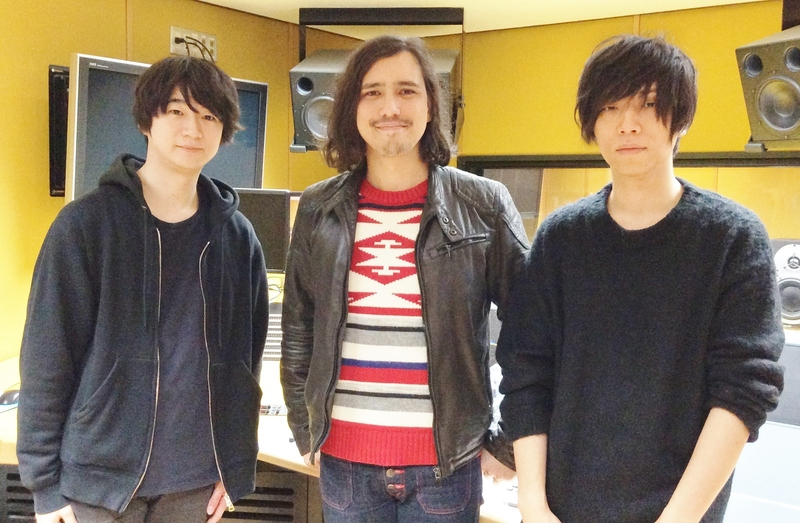 ◇ GUEST :  androp ◇