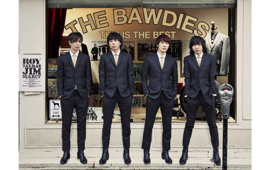 THE BAWDIES「THIS IS THE BEST」公開収録
